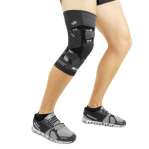 Compex Trizone orthèse genoux