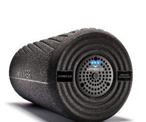 Vyper 2.0 Black – Rouleau de massage vibrant – HyperIce